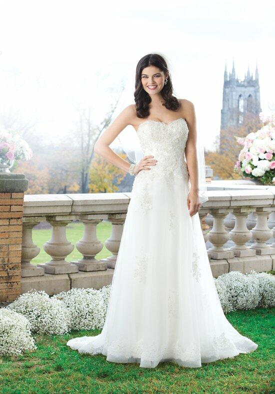 Sincerity Bridal 3758 Wedding Dress photo