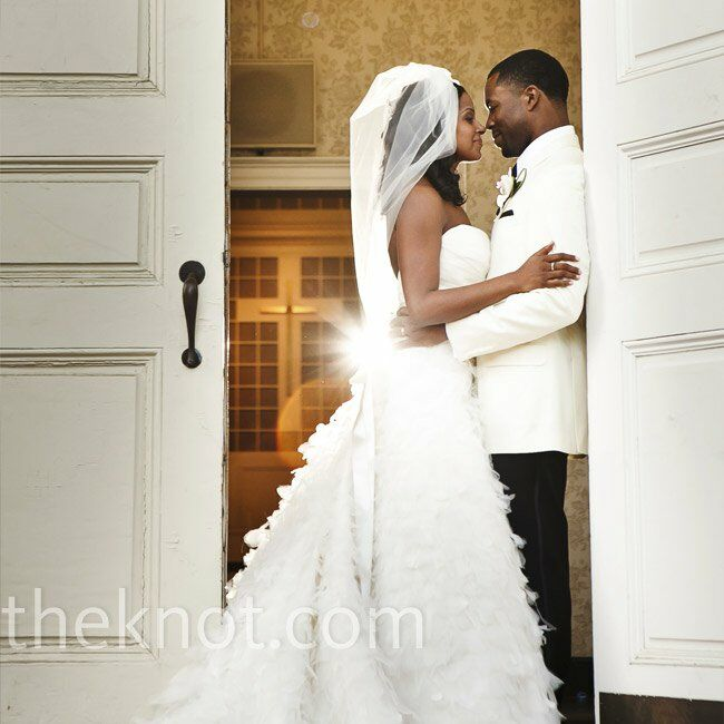 An Elegant Formal Wedding In Atlanta, GA