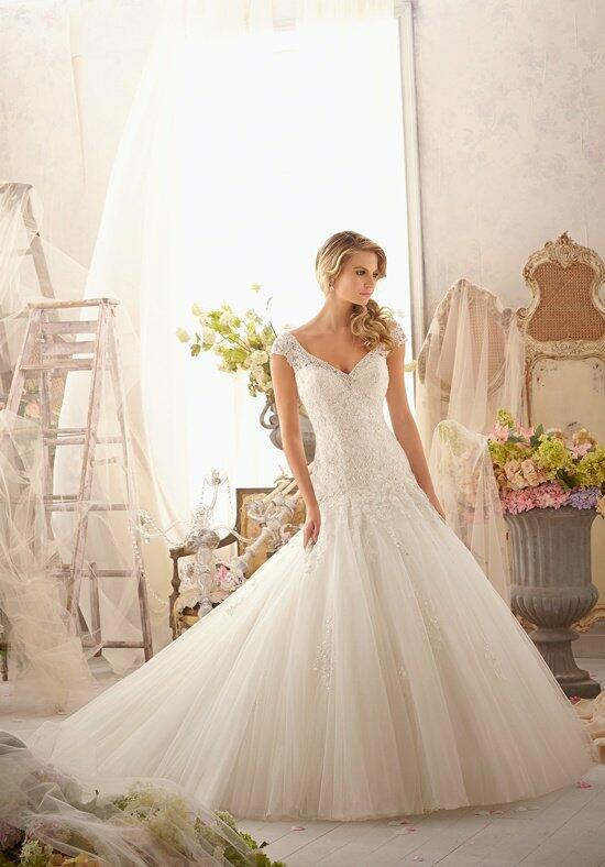 Mori Lee by Madeline Gardner 2619 Wedding Dress photo