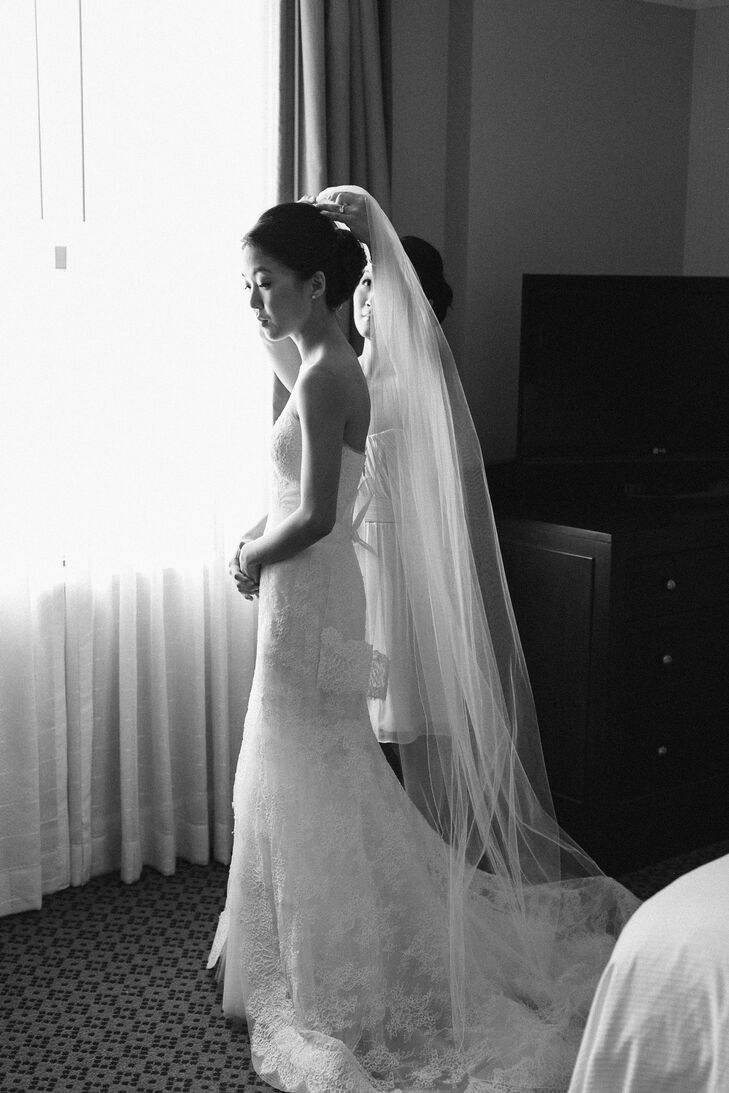 A Classic, Elegant Wedding at the Hobbs Building in Kansas City ...