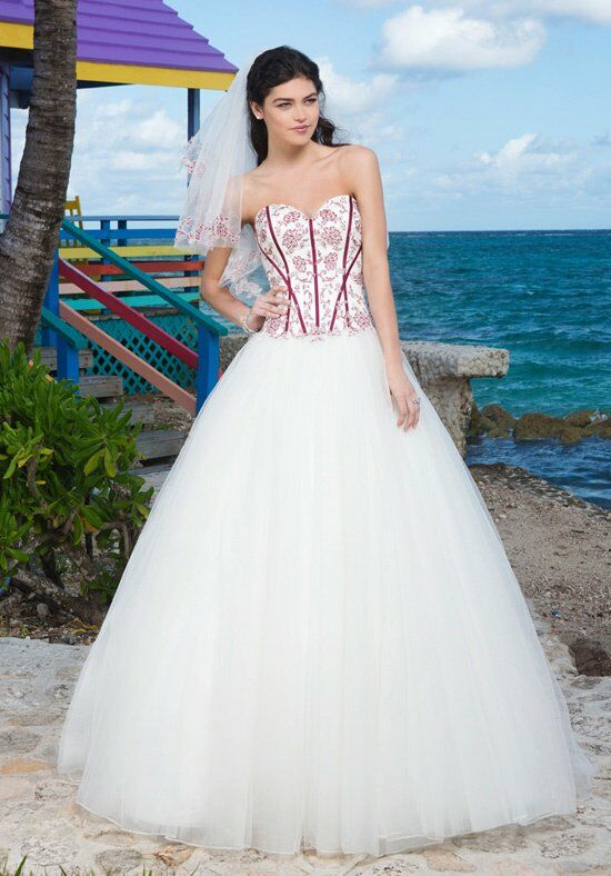 Sincerity Bridal 3794 Wedding Dress photo
