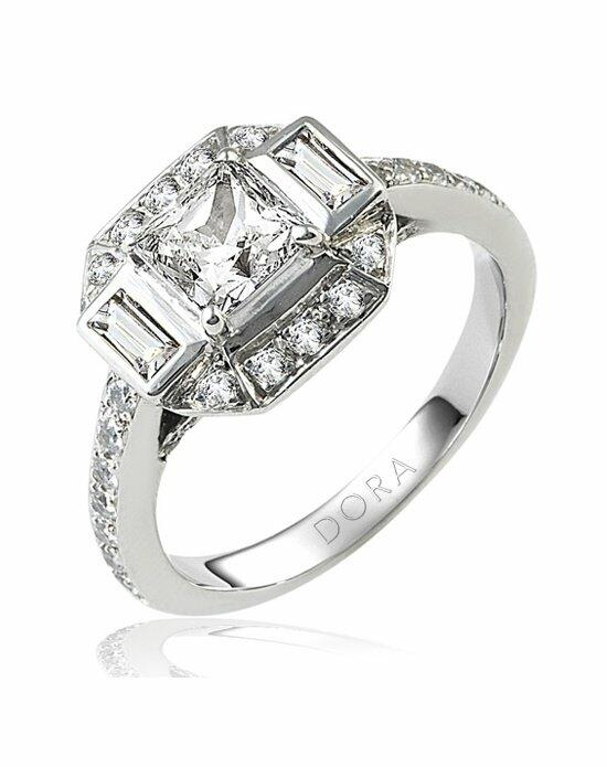 Dora Rings 8239000 Engagement Ring photo