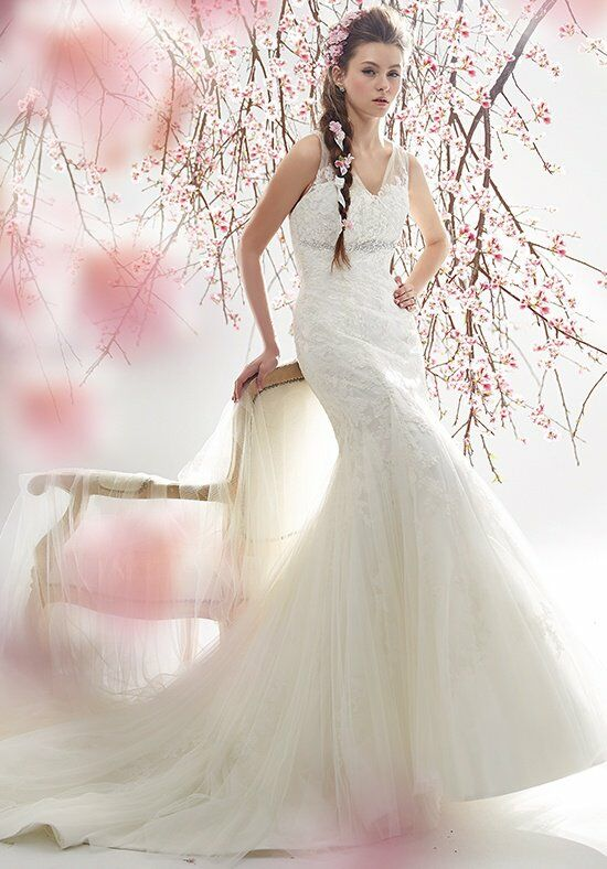 Jasmine Collection F151059 Wedding Dress photo