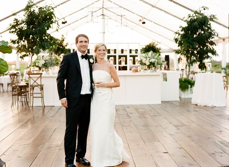 A Polished Wedding At Kiawah Island Golf Resort In Charleston South Carolina
