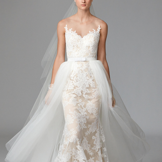 Watters Fall 2016 wedding dress collection