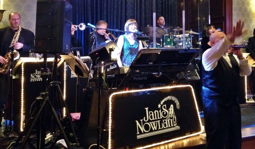 Janis Nowlan Band Best Of Weddings Hall Of Fame Inaugural Honoree