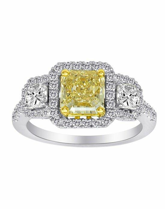 Roman + Jules KR1106WY-18K Engagement Ring photo