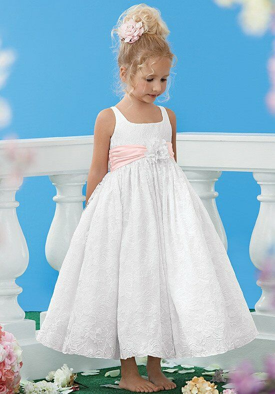 Sweet Beginnings L447 Flower Girl Dress photo