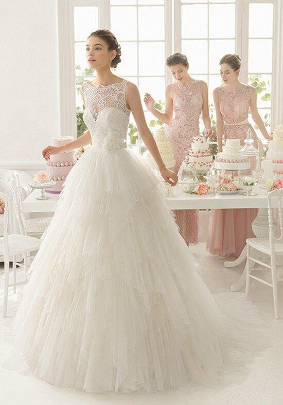 Aire Barcelona ANSEL Wedding Dress photo
