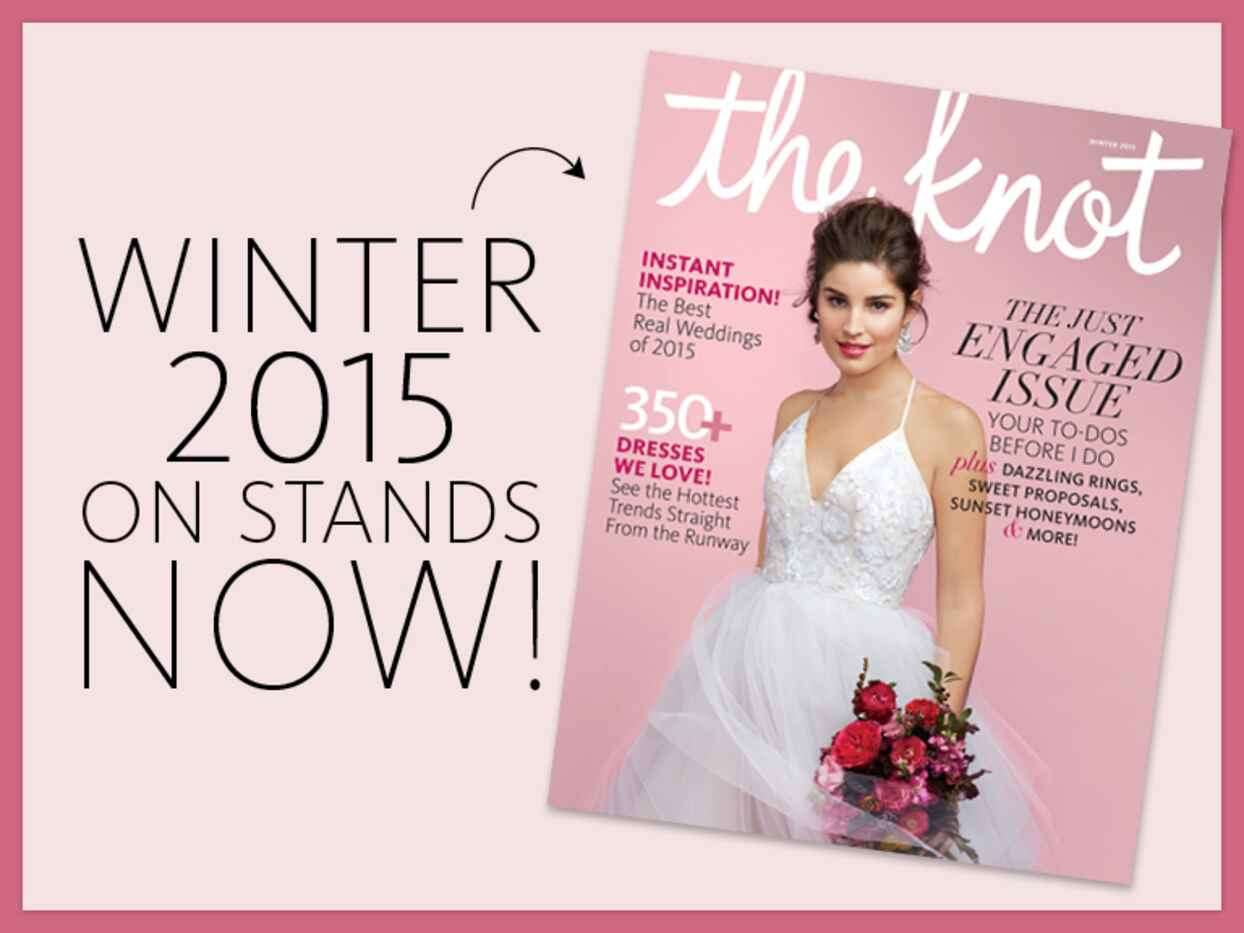 Pick Up the Winter 2015 Issue, on Stands Now!