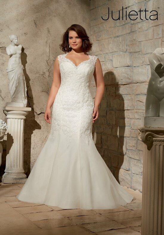 Julietta by Madeline Gardner 3175 Wedding Dress photo