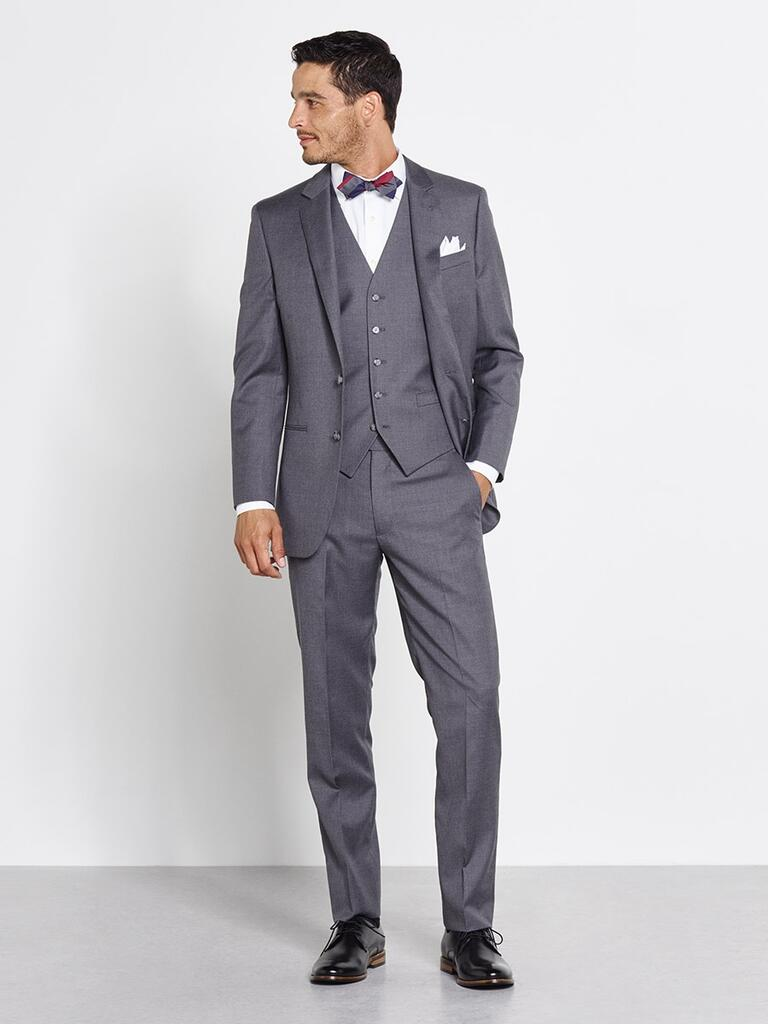 The Black Tux Grey Suit rent from The Black Tux