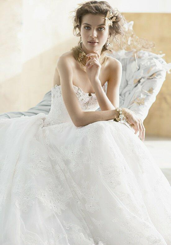 Eve of Milady Couture 4308 Wedding Dress photo
