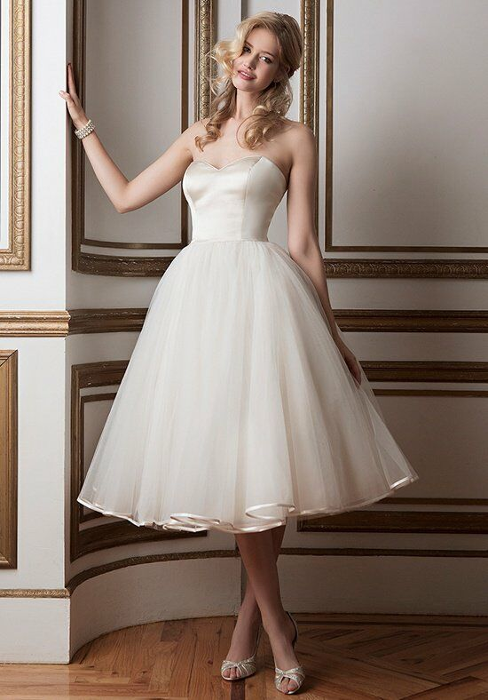 Justin Alexander 8800 Wedding Dress photo