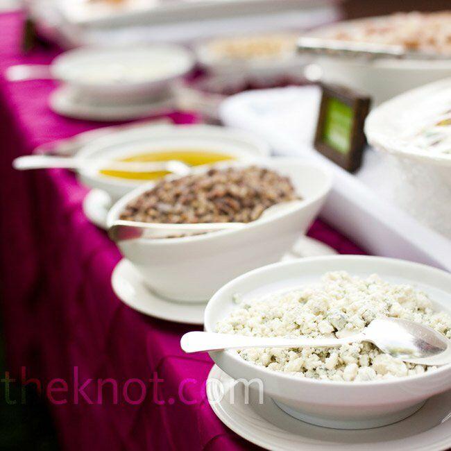 Wedding Reception Buffet Menu Ideas: Buffet Style Wedding Menu