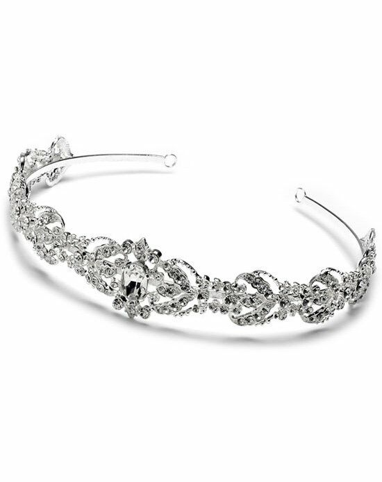 USABride Dominique Rhinestone Headband TI-3048 Wedding Accessory photo