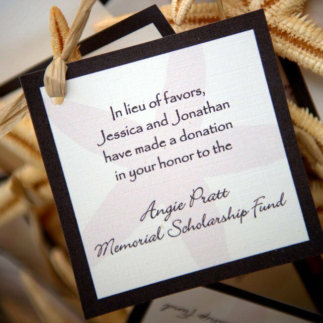Wording For Money In Lieu Of Wedding Gifts