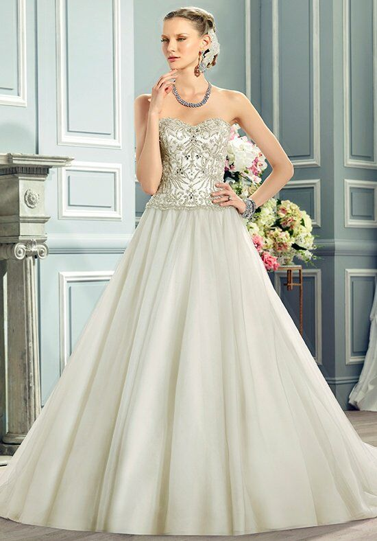 Moonlight Collection J6371 Wedding Dress photo