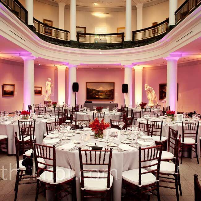 a contemporary museum wedding in ann arbor mi