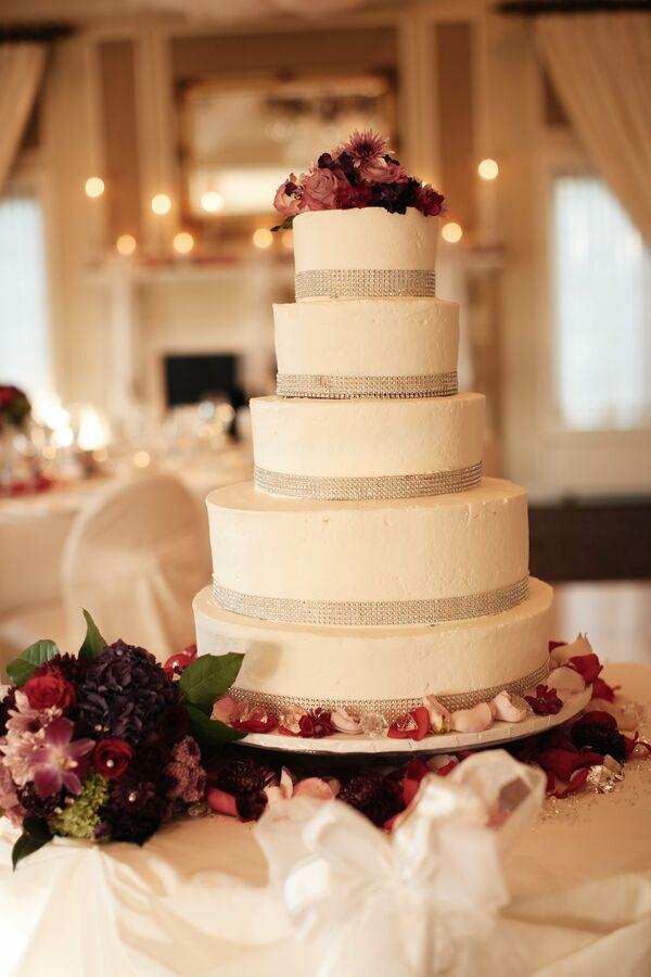 Dahlia Wedding Cakes + Desserts