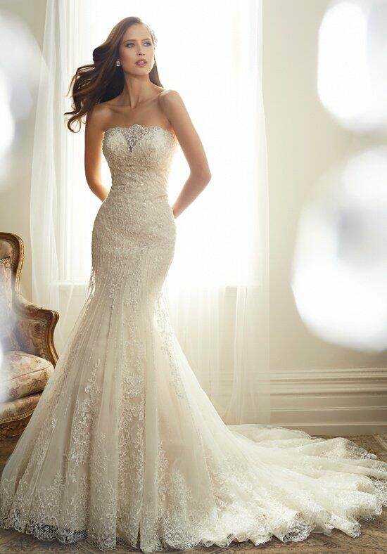 Sophia Tolli Y11574 Alouette Wedding Dress photo