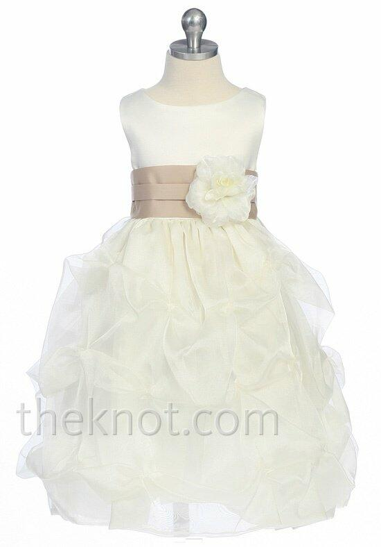 Pink Princess D2150 Flower Girl Dress photo