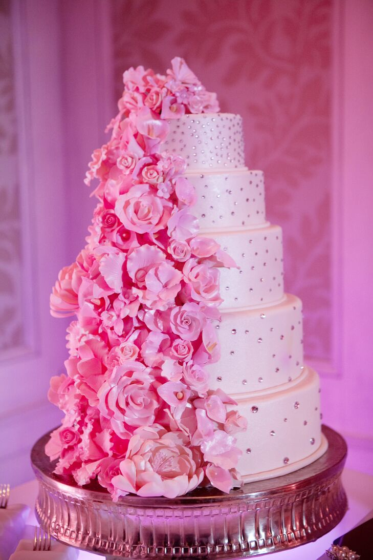 A Glamorous Wedding With Persian Traditions at Waldorf Astoria ...