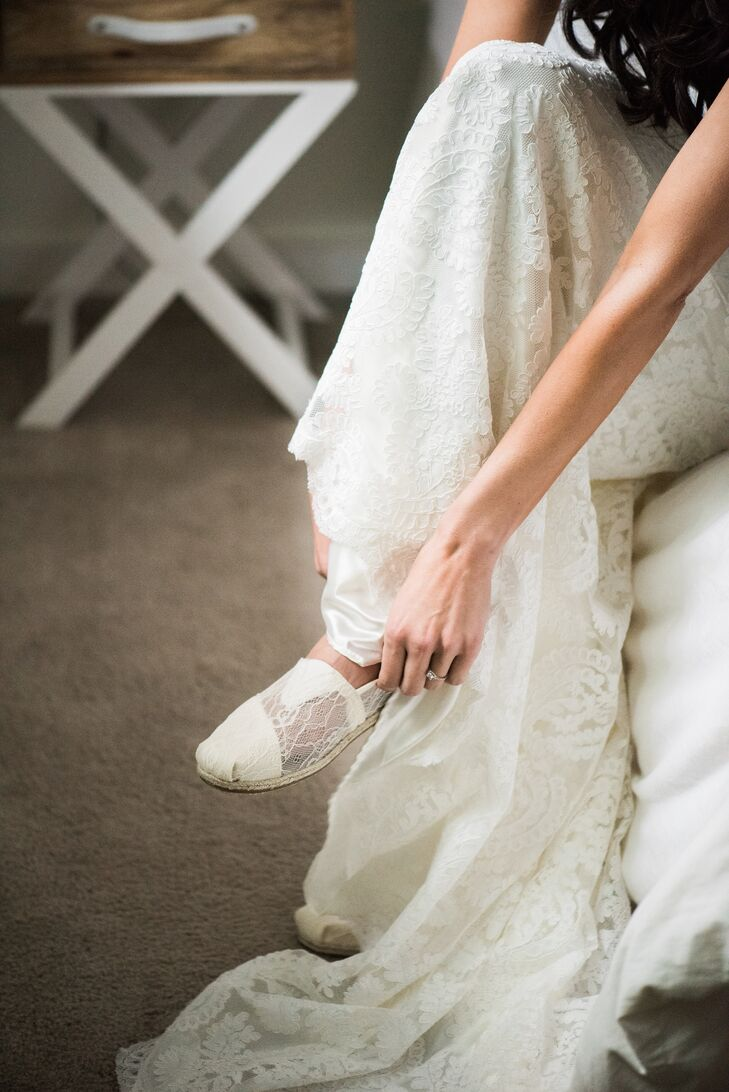 Casual, Alternative Wedding Shoes