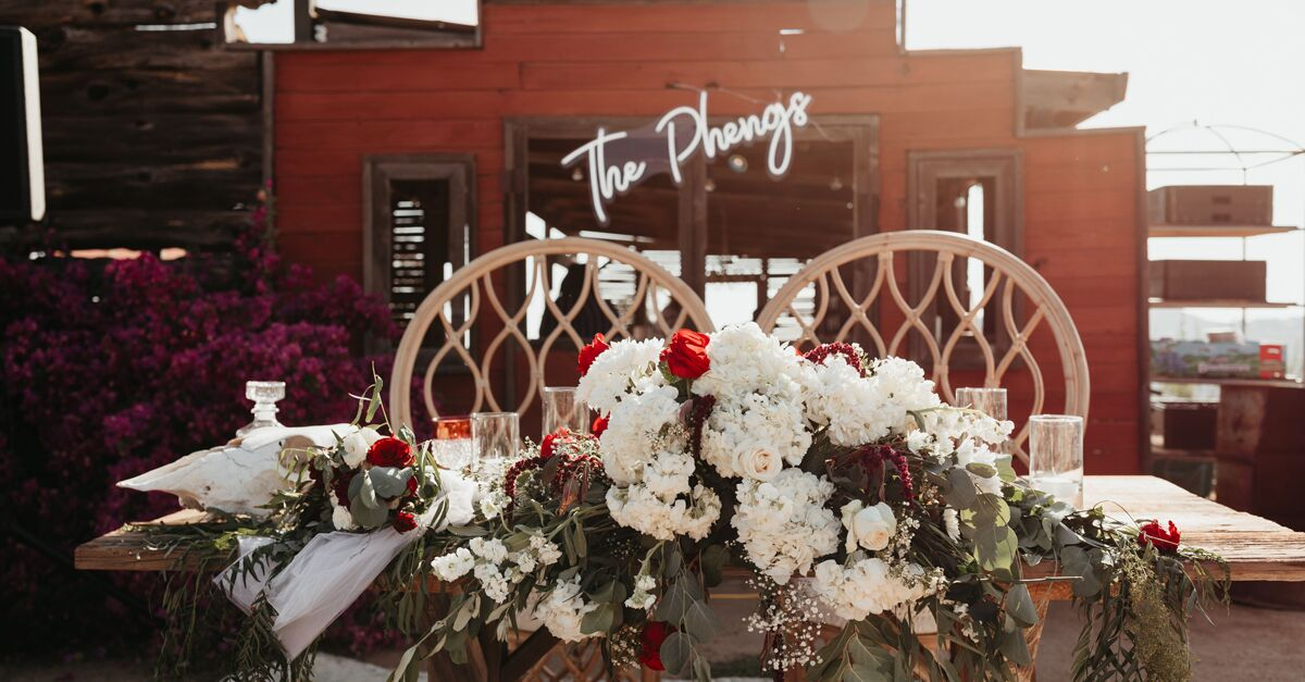 13 Wedding Colors Schemes That Will Work For Any Season