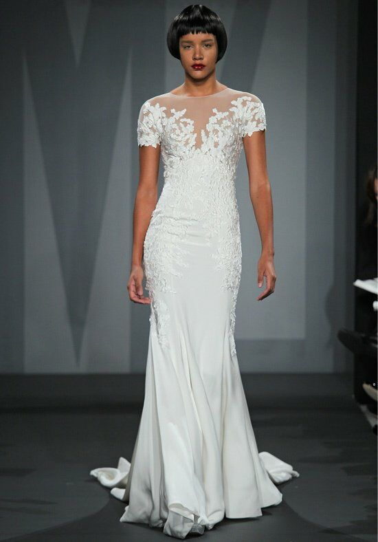 Mark Zunino for Kleinfeld 80 Wedding Dress photo