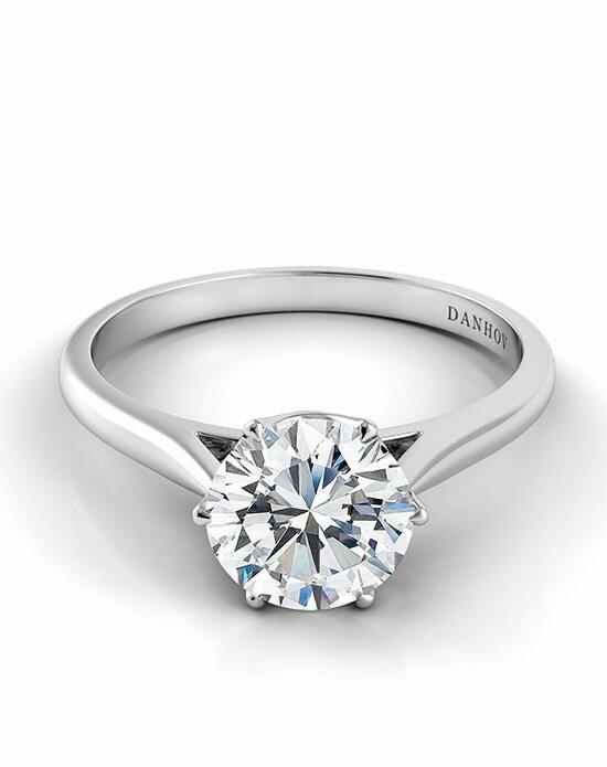 Danhov Classico Solitaire Engagement Ring photo