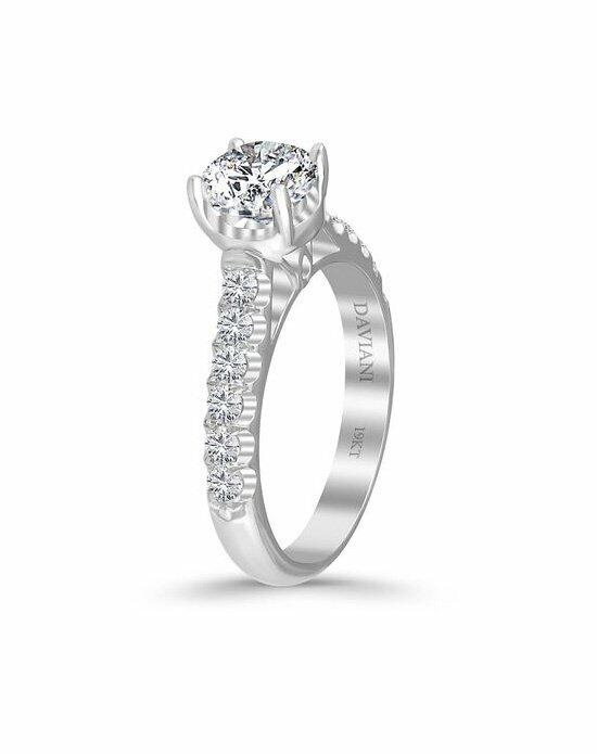Daviani Love Links Collection DCR1105 Wedding Ring photo