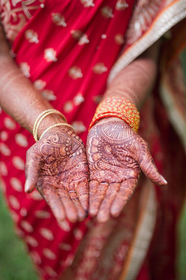 Traditional Bridal Mehndi