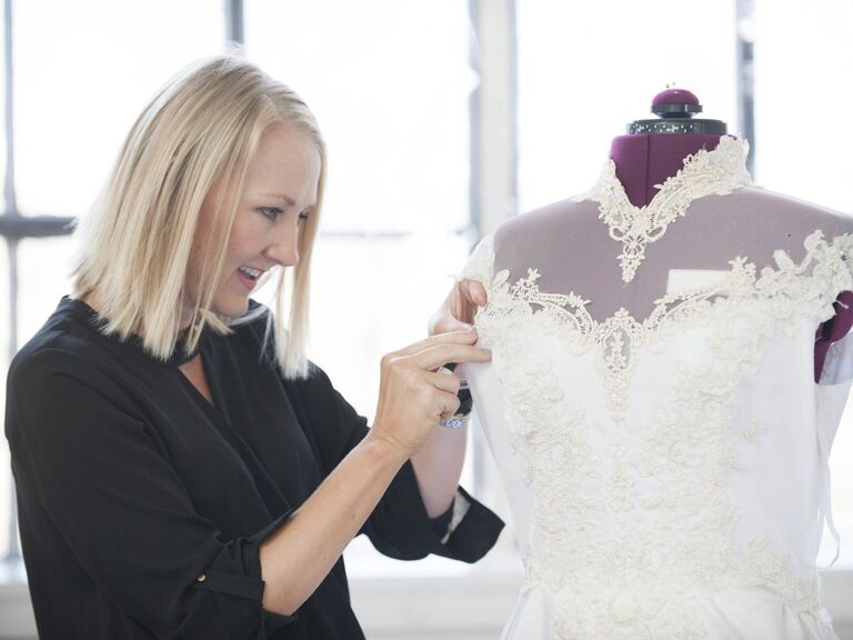 Heidi Elnora S New Tlc Show Bride By Design All The Details