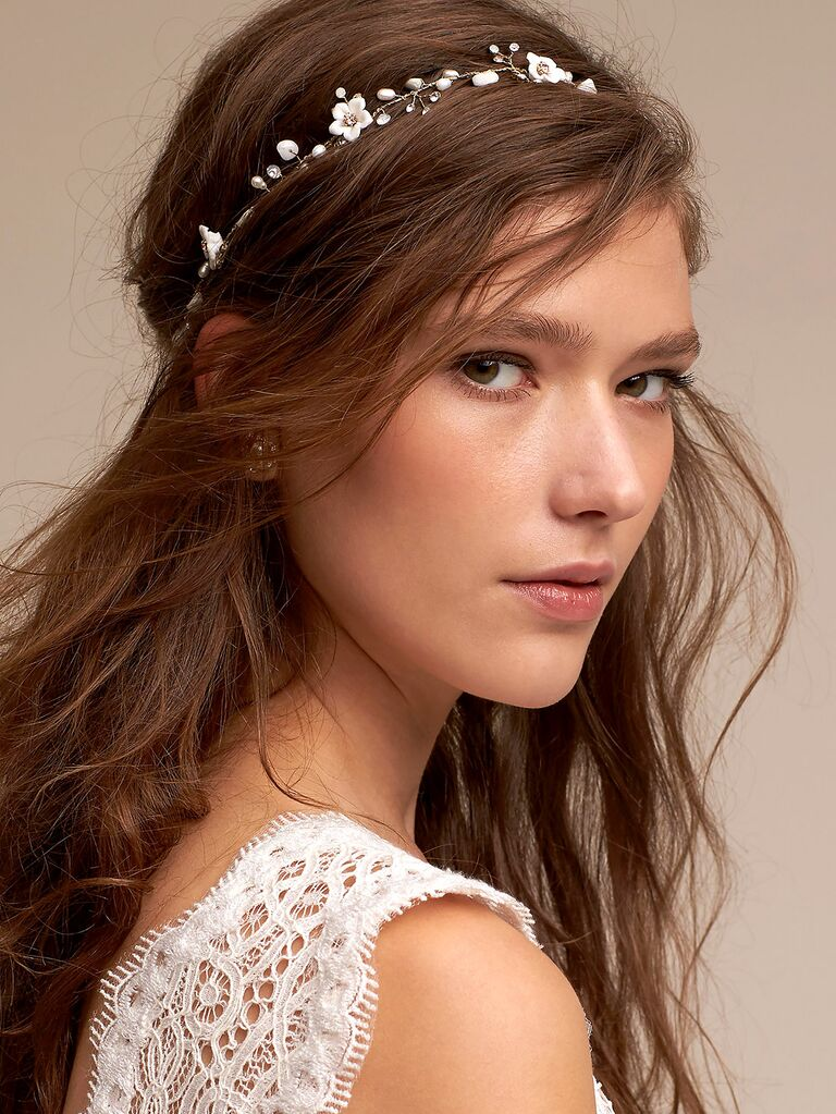 36 bridal hair accessories you can buy now justin taylor beach bridal hair accessories junglespirit Image collections