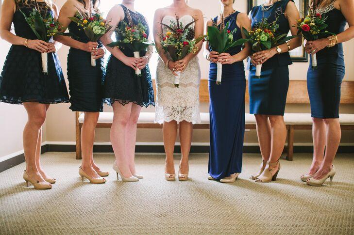 A Bohemian Adventure-Inspired Wedding At Moniker Warehouse
