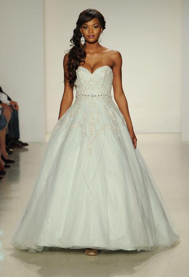 Disney Fairy Tale Weddings by Alfred Angelo Wedding Dresses 2015 Was ...