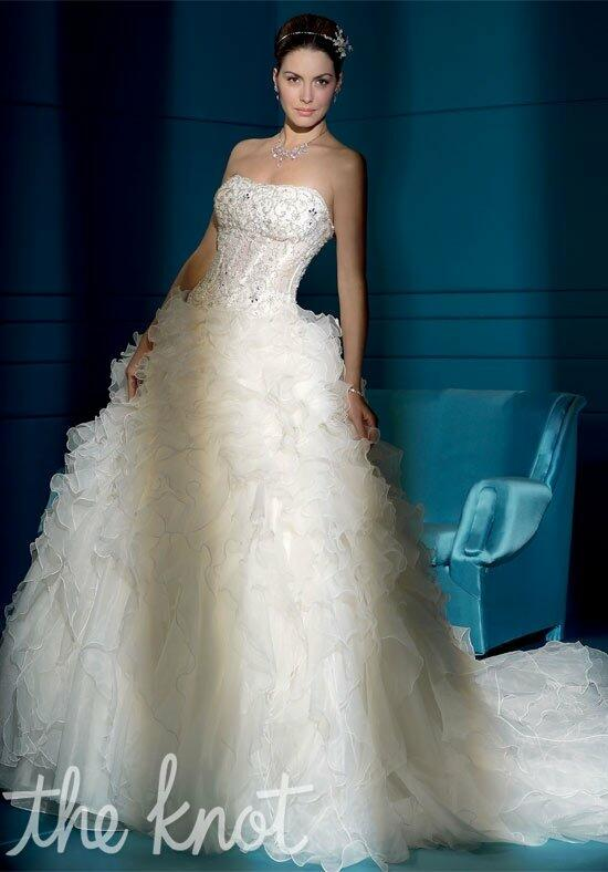 Demetrios 2832 Wedding Dress photo