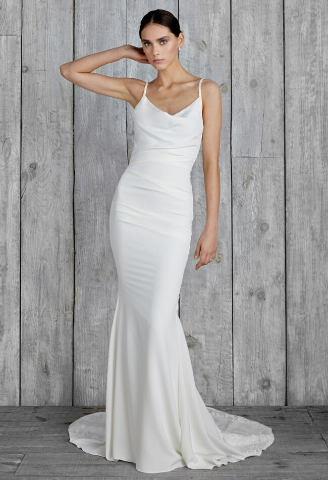 Nicole Miller Wedding Dresses Include Modern Sexy Styles For Fall