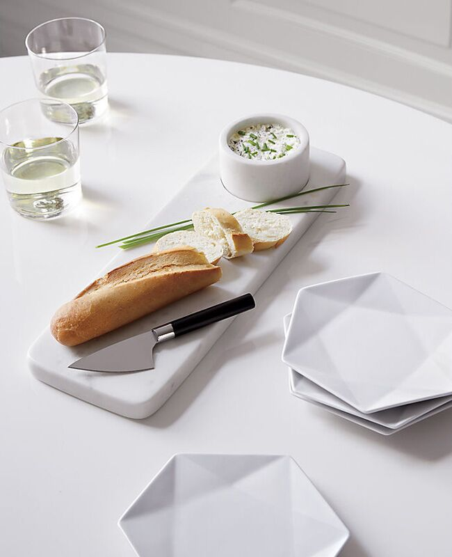 gem dinnerware & Dinnerware Finds To Satisfy Your Inner Minimalist