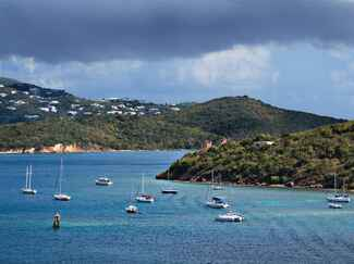 Caribbean wedding destination: St. Thomas and St. John
