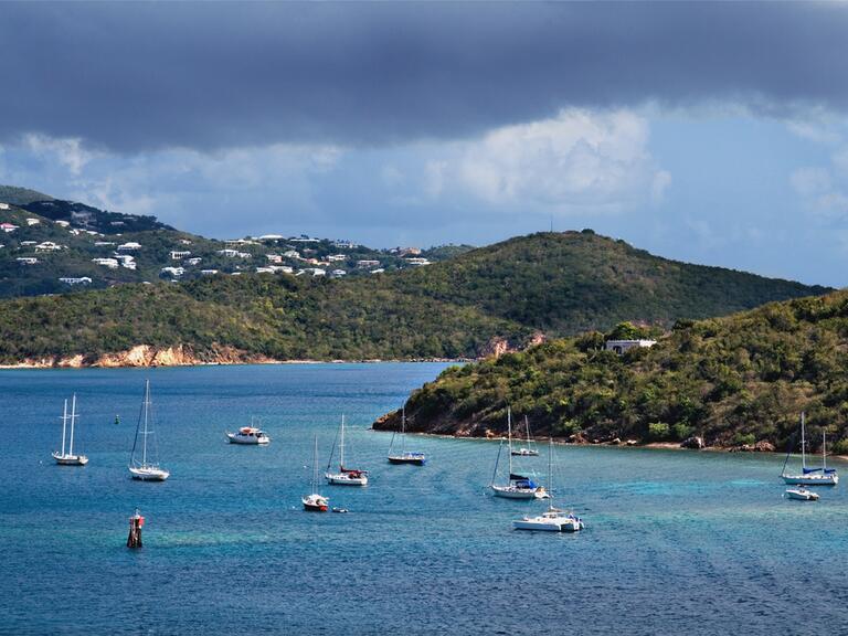 Caribbean wedding destination: St. Thomas and St. John