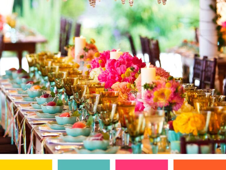 Wedding colors wedding color schemes new wedding color combinations junglespirit Gallery