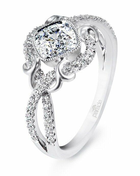 Parade Design Style R2771 from the Lyria® Collection Engagement Ring photo