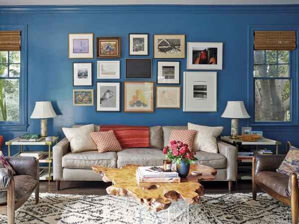 Three gorgeous rooms from stylist Emily Henderson's home decor book Styled.