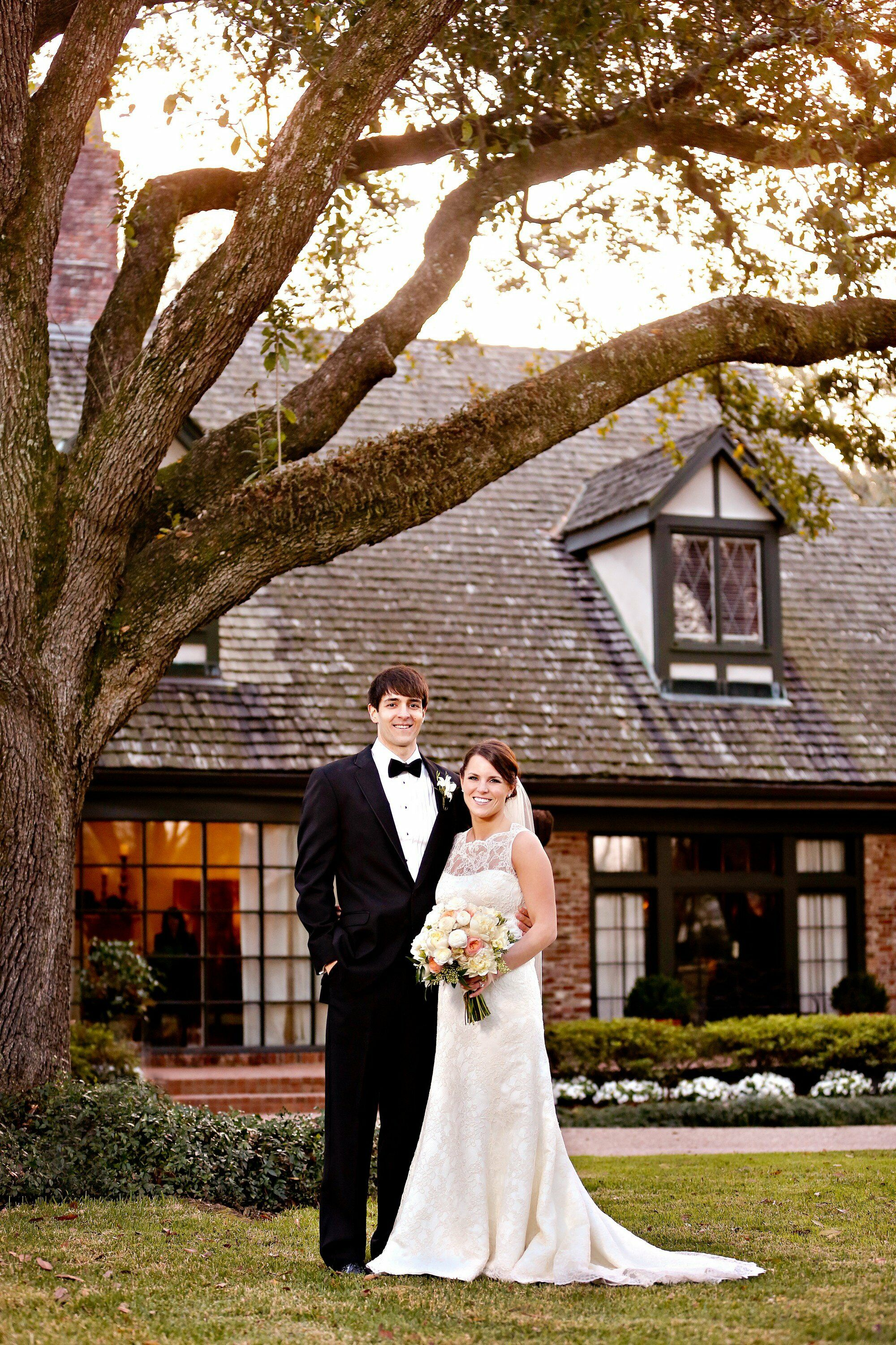 A Vintage Inspired Outdoor Wedding In Baton Rouge