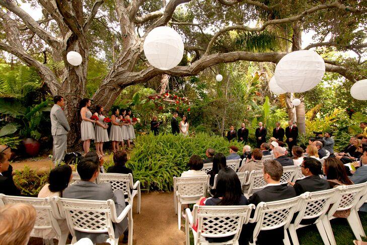 Bohemian Inspired California Wedding At Holly Farm: An Elegant, Lush Wedding At Holly Farm In Carmel, California