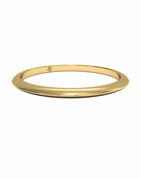 Ritani Women's Classic Knife-Edge Wedding Band in 18kt Yellow Gold Wedding Ring photo