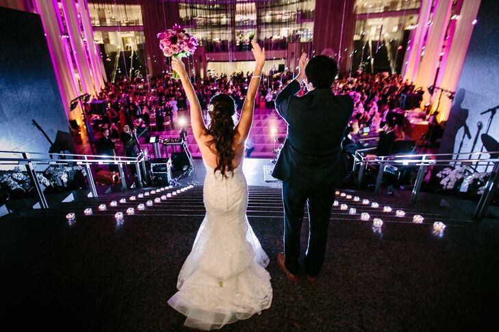 An Enchanted Garden Theme Wedding in Washington DC