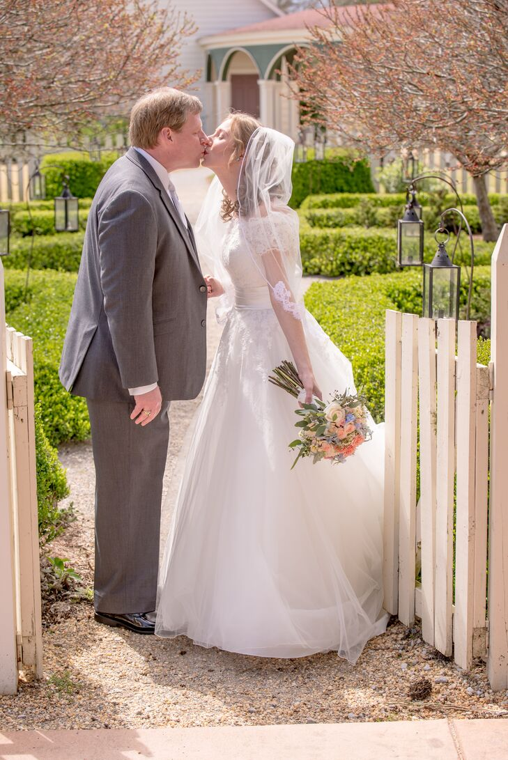 A Traditional Wedding At American Village In Montevallo Alabama